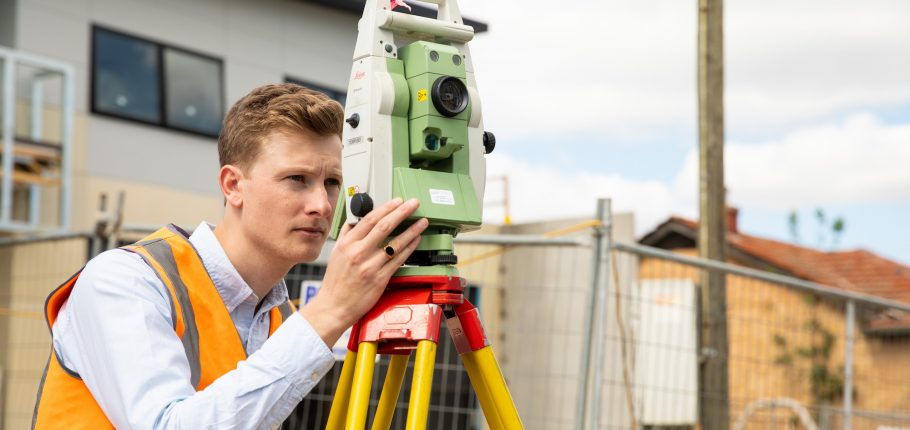 land surveyor melbourne barker monahan